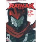 RATMAN ฮีโร่พันธุ์จิ๋ว เล่ม 12