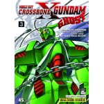 MOBILE SUIT หุ่นรบอวกาศกันดั้ม CROSSBONE GUNDAM Ghost เล่ม 03