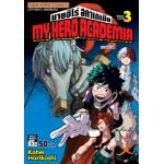 My Hero Academia มายฮีโร่อคาเดเมีย เล่ม 03