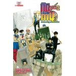 กินทามะ Gintama ฉบับนิยาย ปี 3 ห้อง Z ครูซ่ากินปาจิ เล่ม 02