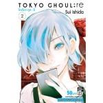 Tokyo Ghoul : re โตเกียว กูล : รี เล่ม 02