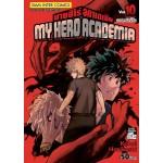 My Hero Academia มายฮีโร่อคาเดเมีย เล่ม 10