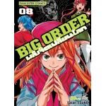 BIG ORDER พลังจิตเปลี่ยนโลก เล่ม 08