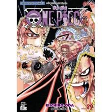 One Piece วันพีซ เล่ม 89