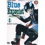 Blue Exorcist เล่ม 01