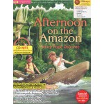 Magic TreeHouse6:Afternoon the Amazon+MP3