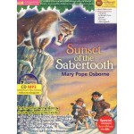 Magic TreeHouse7:Sunset of the Sabertooth+MP3
