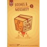 HOLMES & MORIARITY เล่ม 03 (จอช แลนยอน)