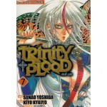 Trinity BLOOD ทรินิตี้ บลัด เล่ม 07