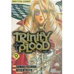 Trinity BLOOD ทรินิตี้ บลัด เล่ม 09