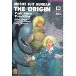 MOBILE SUIT GUNDAM THE ORIGIN เล่ม 10