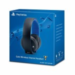 PlayStation Gold Wireless Stereo Headset  [Black]