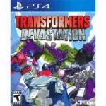 PS4: Transformers Devastation (ZALL)(EN) (แผ่นเกมส์ลดราคาพิเศษ)