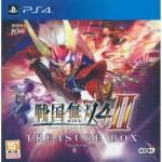 PS4: SENGOKU MUSOU 4-II TREASURE BOX (Z3)(JP) (แผ่นเกมส์ลดราคาพิเศษ)