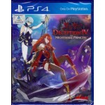 PS4: Deception IV The Nightmare Princess (Z3)(EN) (แผ่นเกมส์ลดราคาพิเศษ)