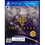 PS4: The Order 1886 (ZALL)(EN) (แผ่นเกมส์ลดราคาพิเศษ)