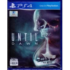 PS4: Until Dawn (ZALL)(EN) (แผ่นเกมส์ลดราคาพิเศษ)