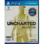 PS4: Uncharted The Nathan Drake Collection (ZALL)(EN) (แผ่นเกมส์ลดราคาพิเศษ)