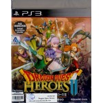 PS3: Dragon Quest Heroes II Futago no Ou to Yogen no Owari (Z3)(JP) (แผ่นเกมส์ลดราคาพิเศษ)
