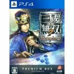PS4: SENGOKU MUSOU 7 EMPIRES PREMIUM BOX (Z3)(JP) (แผ่นเกมส์ลดราคาพิเศษ)