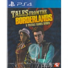 PS4: TALES FROM THE BORDERLANDS COMPLETE SEASON (Z3)(EN) (แผ่นเกมส์ลดราคาพิเศษ)