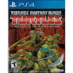 PS4: TEENAGE MUTANT NINJA TURTLES MUTANTS IN MANHATTAN (Z3)(EN) (แผ่นเกมส์ลดราคาพิเศษ)