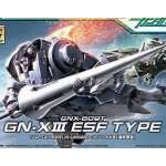 HG OO 1/144 (36) GNX-609T GN-X III ESF Type