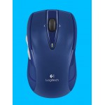 LOGITECH M545 WIRELESS MOUSE USB BLUE