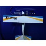 เคร่องบิน Trainer ปีกยาว 1 เมตร