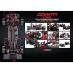 รถบังคับไฟฟ้า Gravity 1/10 RTR