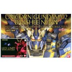 1/60 PG Unicorn Gundam 02 Banshee Norn + LED Unit For RX-0 Unicorn Gundam (PG)