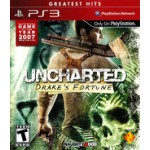 PS3:Uncharted: Drake's Fortune (Greatest Hits)