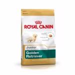 Royal Canin Golden Retriever Junior ชนิดเม็ด สำหรับลูกสุนัขพันธุ์พันธุ์โกลเด้น รีทรีฟเวอร์ 2 - 15 เดือน 12kg (ถุงชำรุดมีรอยขาดนิดหน่อย)