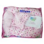 แอทตูน Attoon ที่นอนเด็ก รุ่นรังผึ้ง สีชมพู