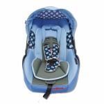 คาเมร่า Camera กระเช้า 343 Camera Baby Carseat ZAC II สีฟ้า