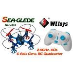WL toys V343 sea Glede