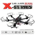 MJX x600 4ch hexacopter drone (มีระบบกันหลงทิศทาง)