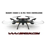 vdoSyma X5SC-1 Headless Mode Quadcopter with 2MP (มีระบบกันหลงทิศทาง)