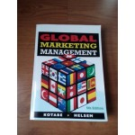 Global Marketing Management (5th Edition)